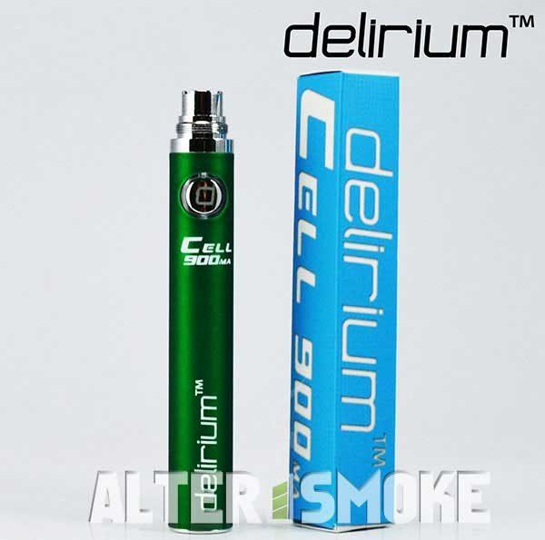Μπαταρία Delirium Cell eGo 900mah (Πράσινο)