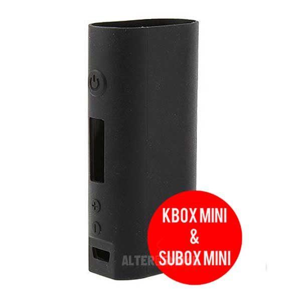 KBOX mini & SUBOX mini Θήκη Σιλικόνης (Μαύρο)