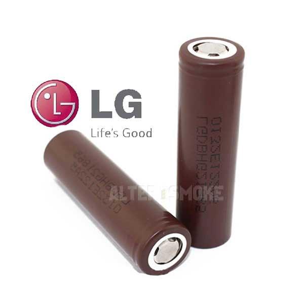 LG HG2 18650 3000mAh 3.7V 20A