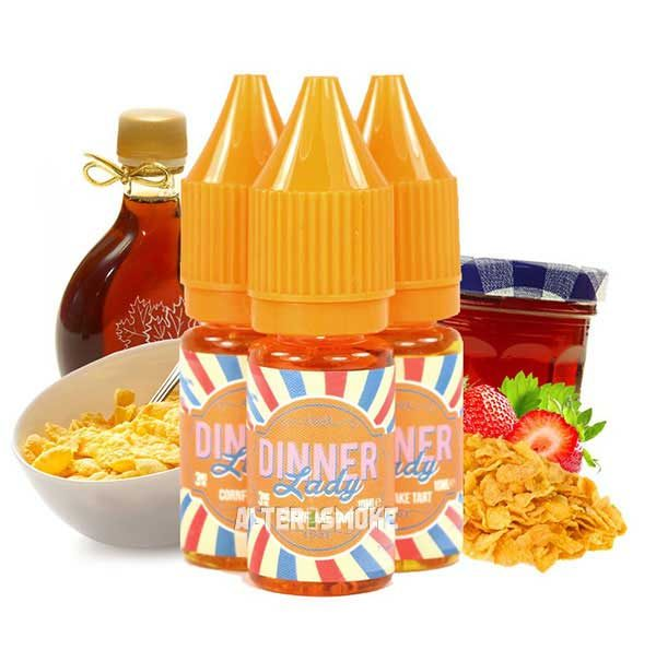 Dinner Lady - Cornflake Tart (3 x 10 ml)