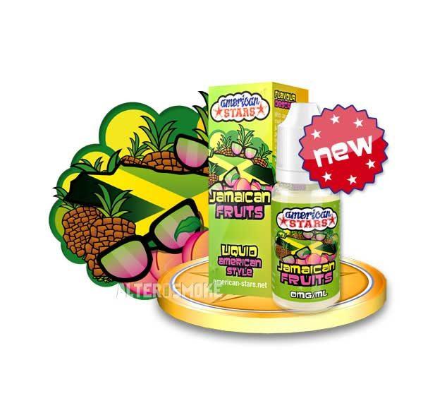 American Stars Jamaican Fruits