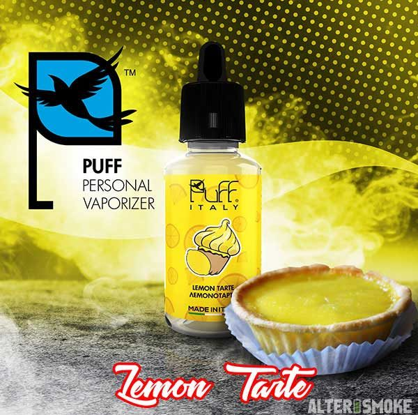 PuFF - Λεμονόταρτα (Lemon Tart)