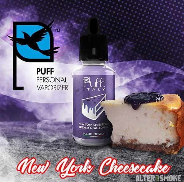 PuFF - Τσίζκεικ Νέας Υόρκης (New York Cheesecake)