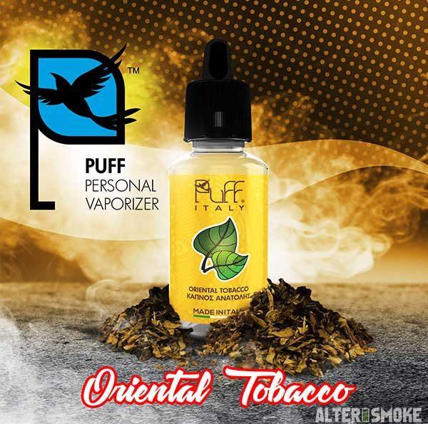 PuFF - Καπνός Ανατολής (Oriental Tobacco)