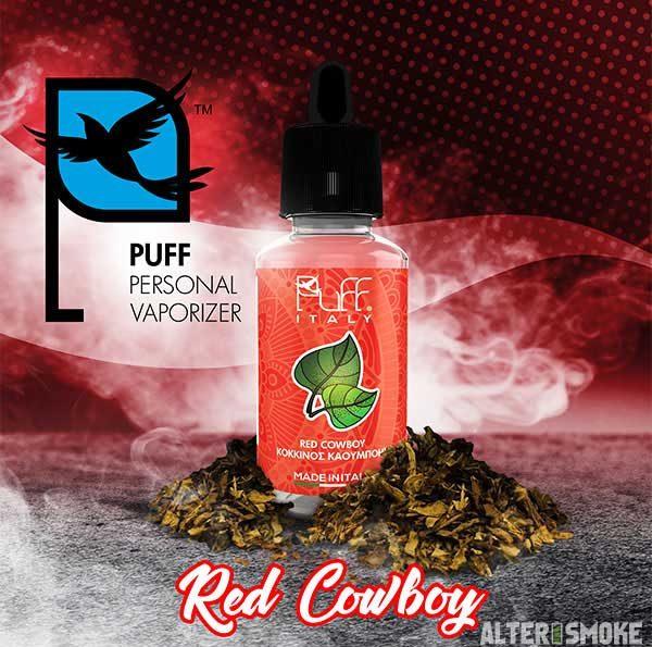 PuFF - Κόκκινος Καουμπόης (Red Cowboy)