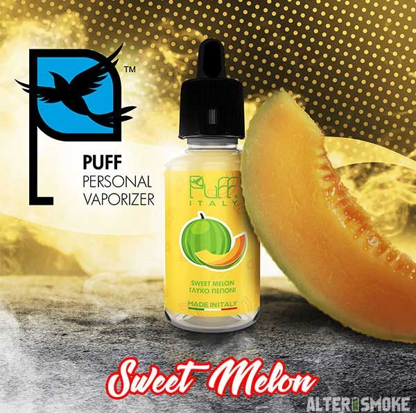 PuFF - Γλυκό Πεπόνι (Sweet Melon)