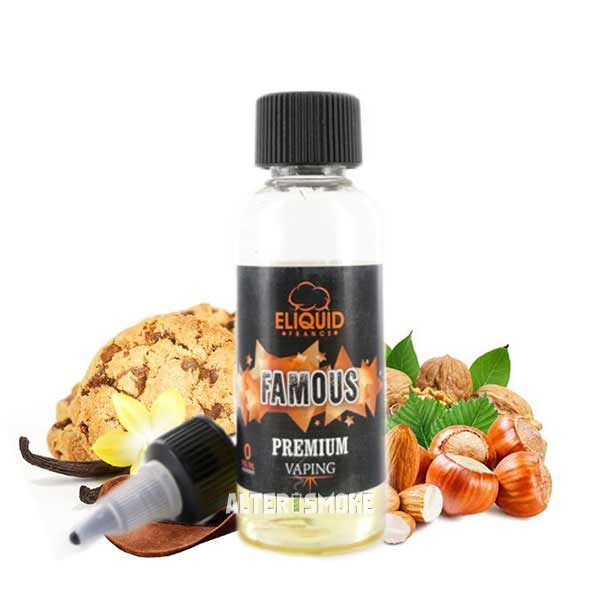 Eliquid France Famous (Mix Shake Vape)