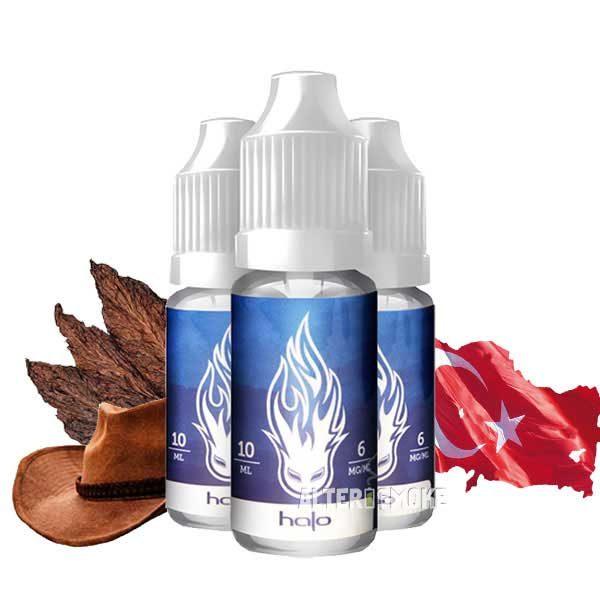 Halo Turkish Tobacco (3 x 10 ml)