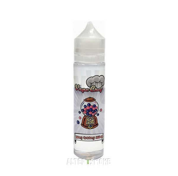 Vape Chef Blueberry Strawberry Bubblegum