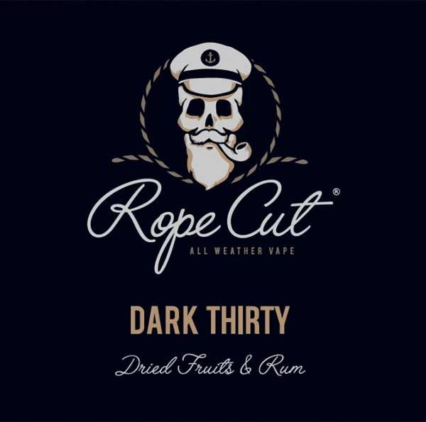 Rope Cut Dark Thirty (Mix Shake Vape)