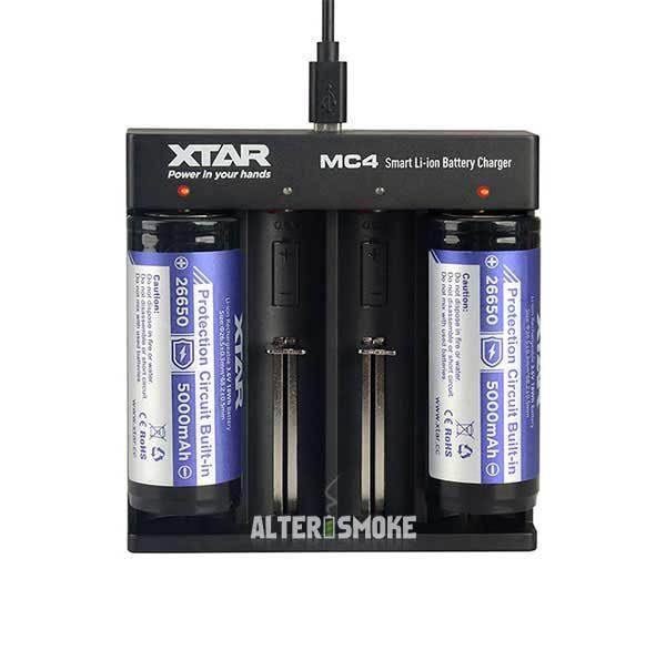 Φορτιστής XTAR MC4