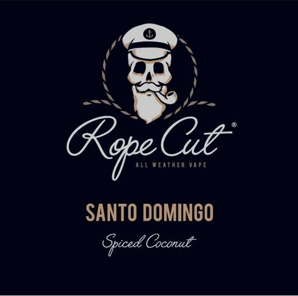 Rope Cut Santo Domingo (Mix Shake Vape)