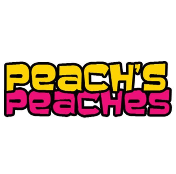 American Stars Peach's Peaches (Mix Shake Vape)