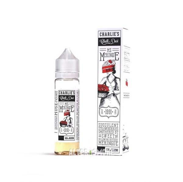 Charlie's Chalk Dust Miss Meringue (Mix Shake Vape)