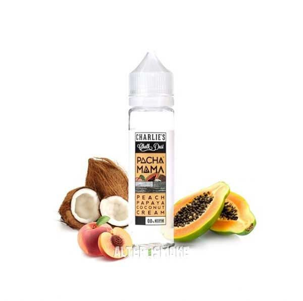 Charlie's Chalk Dust Peach Papaya Coconut Cream