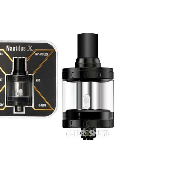 Aspire Nautilus X (Μαύρο)