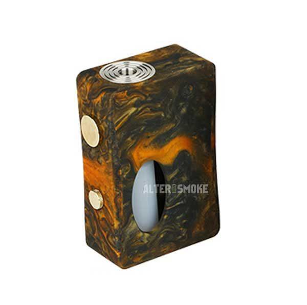 Aleader X-Drip Squonk Mod (Πορτοκαλί)