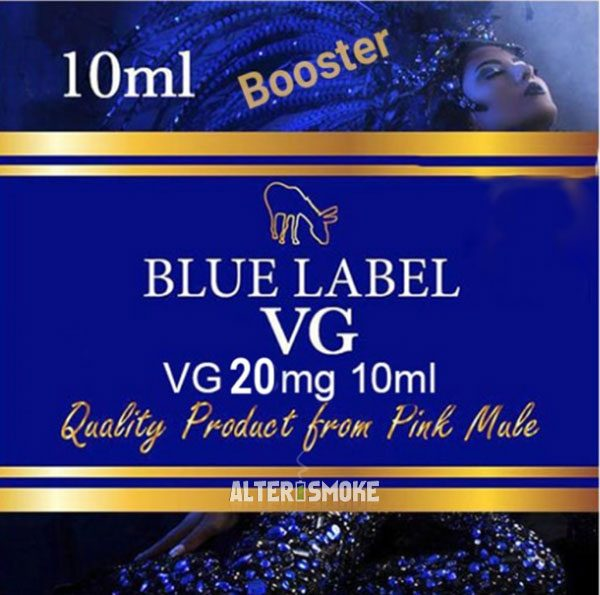 Pink Mule Booster VG 20mg 10 ml