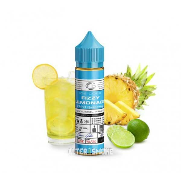 Basix Series Fizzy Lemonade (Mix and Vape)