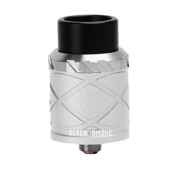 Council Of Vapor ROYAL HUNTER X RDA (Ασημί)