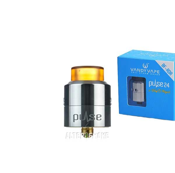 Vandy Vape Pulse 24 BF RDA (Ασημί)