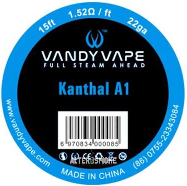 Vandy Vape Kanthal A1 22ga