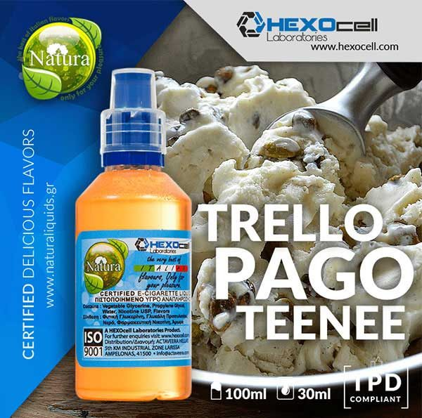 Natura - Trellopagoteenee! (Mix Shake Vape)