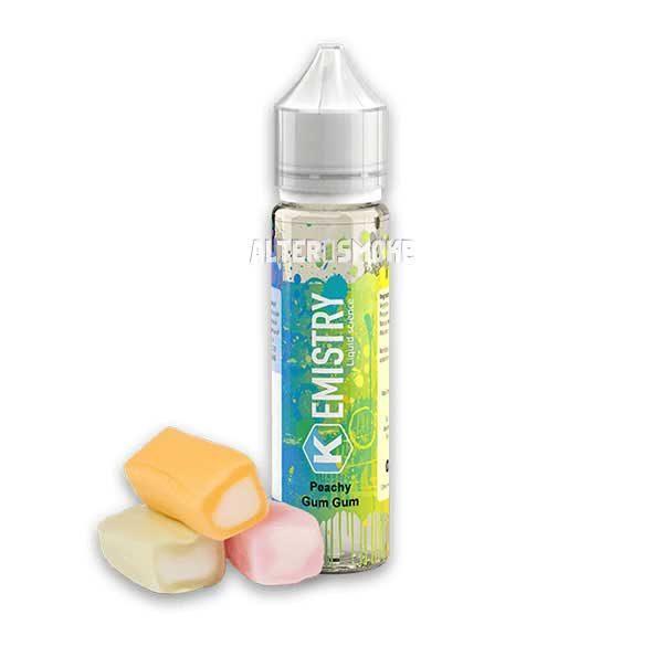 Kemistry Peachy Gum Gum (Shake & Vape)