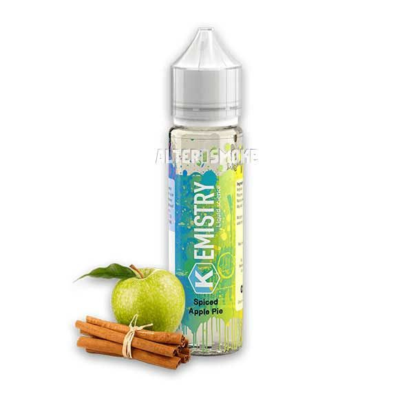 Kemistry Spiced Apple Pie (Shake & Vape)