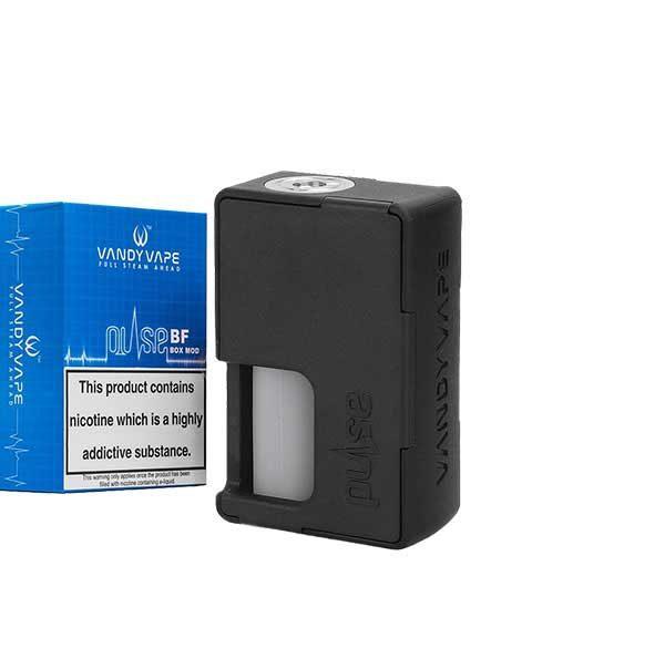 Vandy Vape Pulse BF BOX Mod (Μαύρο)