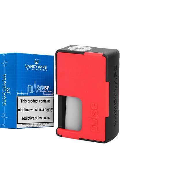 Vandy Vape Pulse BF BOX Mod (Κόκκινο)