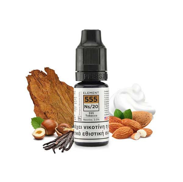 Element - Nicotine Salts 555 Tobacco