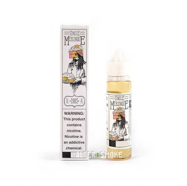 Charlie's Chalk Dust Uncle Meringue (Mix Shake Vape)