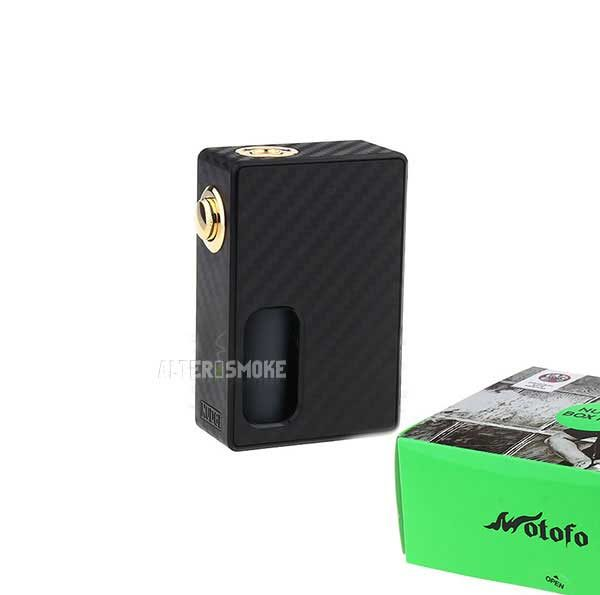 Wotofo Nudge BF Squonk Box Mod (Μαύρο)