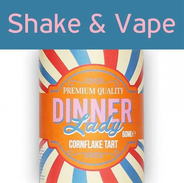 Dinner Lady Cornflake Tart (Mix & Vape)