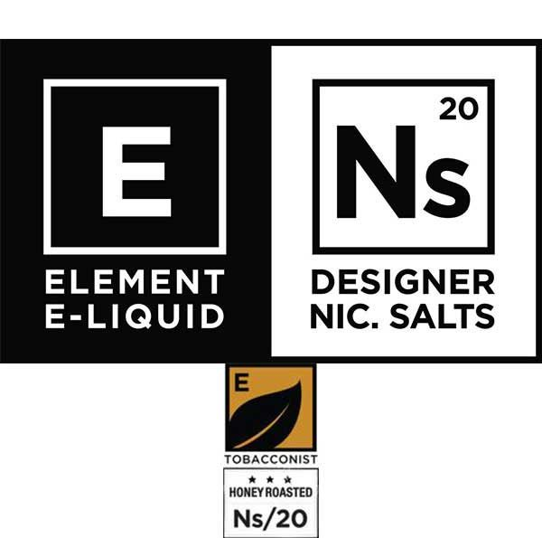 Element - Nicotine Salts Honey Roasted Tobacco