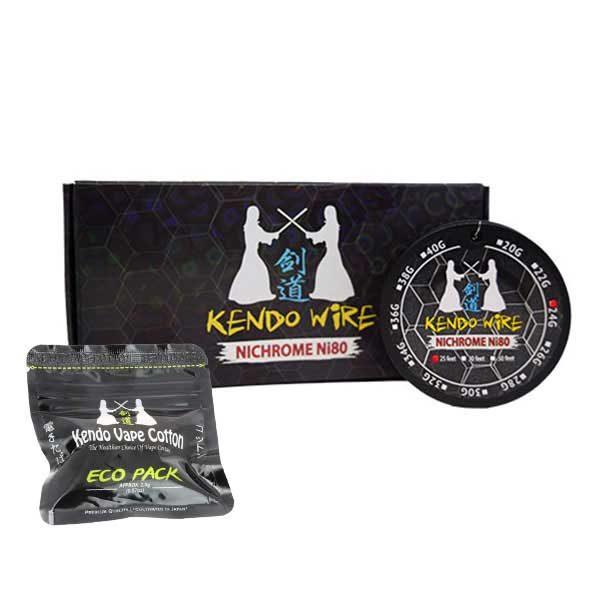 Kendo Wire Nichrome Ni80 24GA