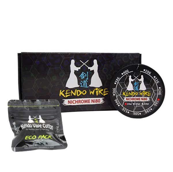 Kendo Wire Nichrome Ni80 26GA