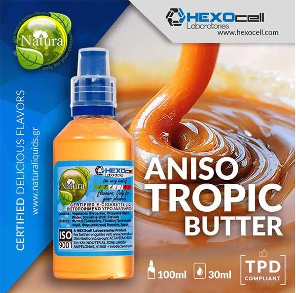 Natura - Anisotropic Butter (Mix Shake Vape)