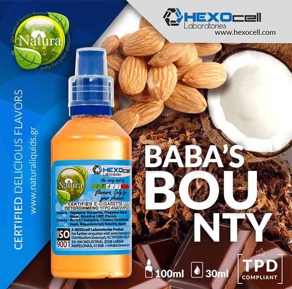 Natura - Baba's Bounty (Mix Shake Vape)