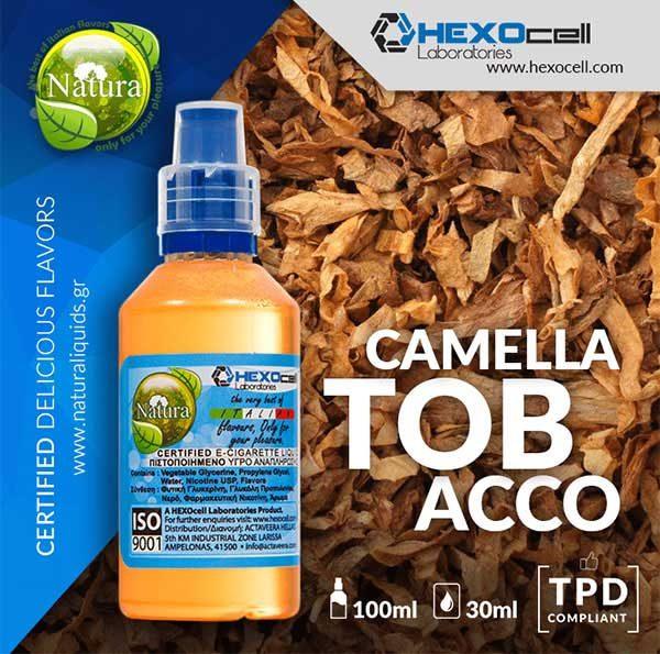 Natura - Camella Tobacco (MSV)