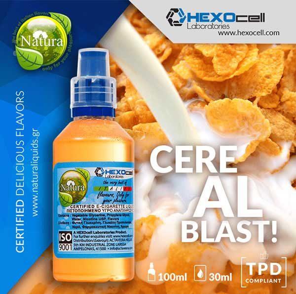 Natura - Cereal Blast! (Mix Shake Vape)