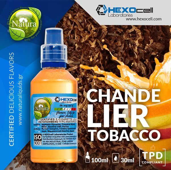 Natura - Chandelier Tobacco (Mix Shake Vape)