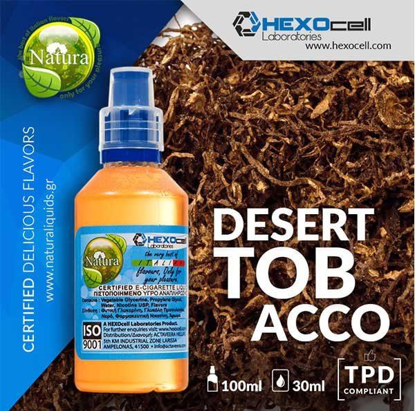 Natura - Desert Tobacco (MSV)