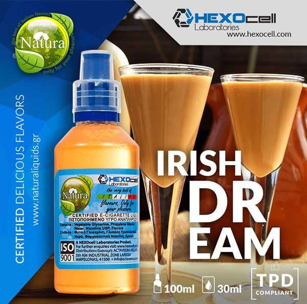 Natura - Irish Dream (Mix Shake Vape)