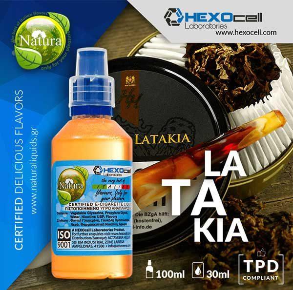 Natura - Latakia (Mix Shake Vape)