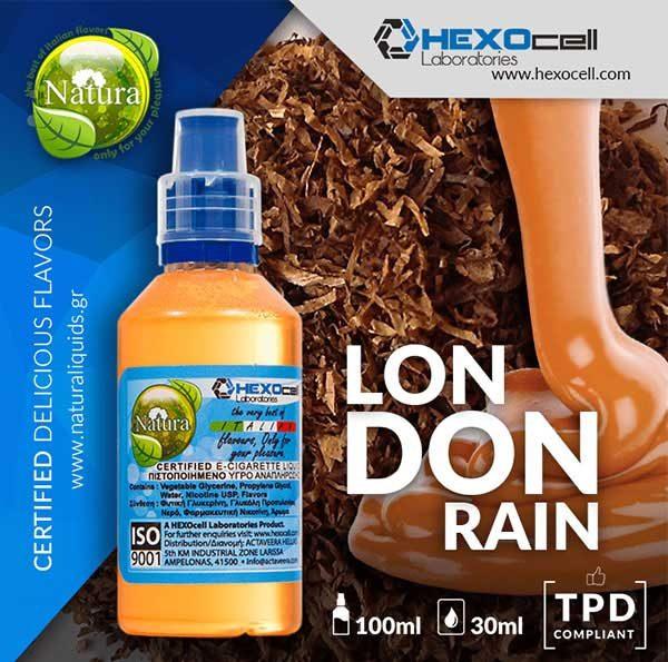 Natura - London Rain (Mix Shake Vape)