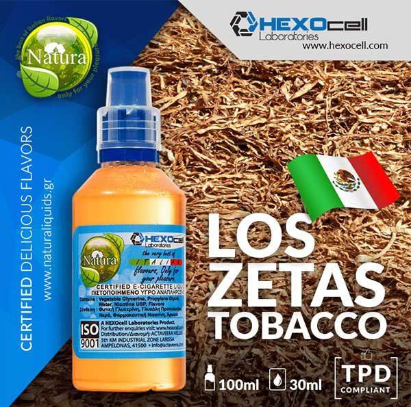Natura - Los Zetas Tobacco (MSV)