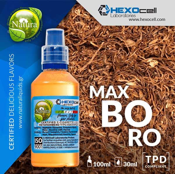 Natura - MaxxBlend (Mix Shake Vape)