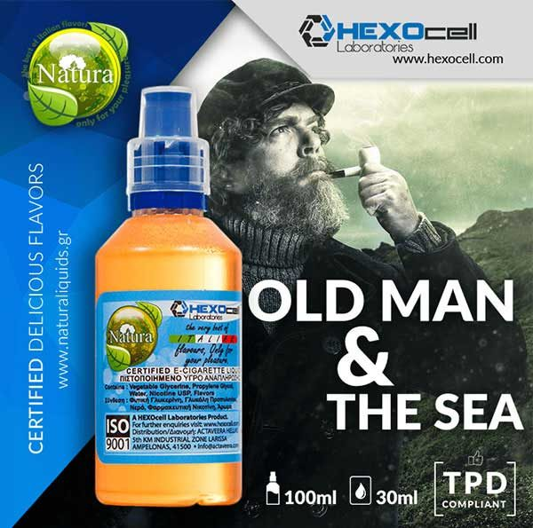 Natura - The Old Man & The Sea (Mix Shake Vape)